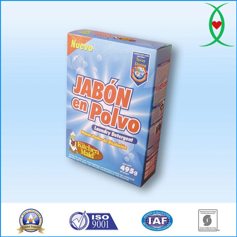 High Quality Effictive Washing Detergent Powder