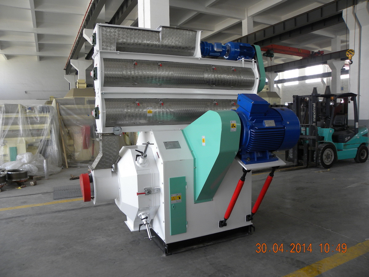 Pellet Mill (HKJ-45) Pellet Press Feed Machine Pellet Machine