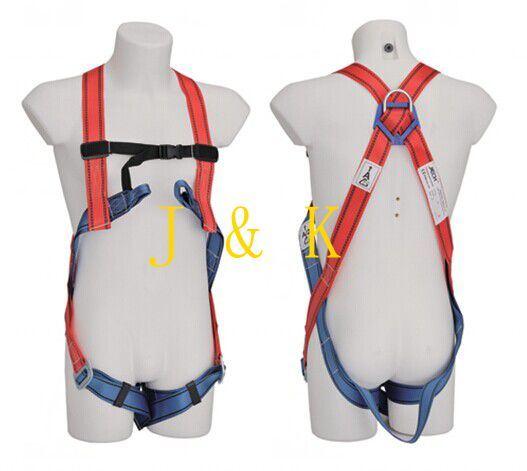 Full Body Harness with Waist Belt (JE1059B)