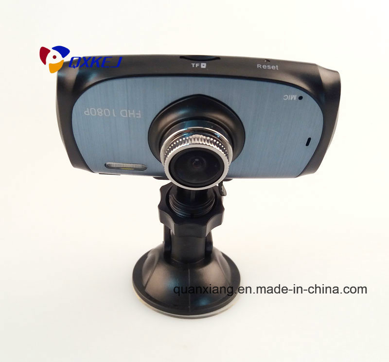"Car Camera 2.7"" Full HD 1080P Car DVR Video Recorder Dash Cam 120 Degree Wide Angle Motion Detection Night Vision G-Sensor"