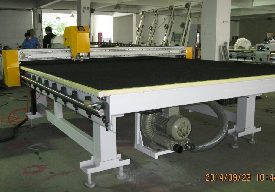 CNC Automatic Glass Cutting Machine (CNC-3826)