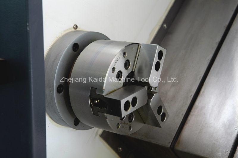 Small Size Slant Bed Lathe CNC Machine Kdcl-10
