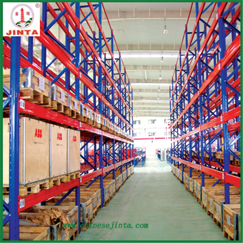 Heavy Duty Pallet Storage Rack for Cement and Sands (JT-C01)