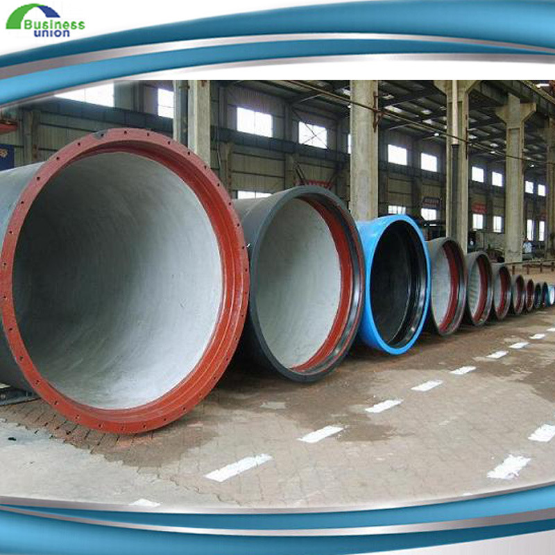 Ductile Iron Pipes and Fitting for Irrigation