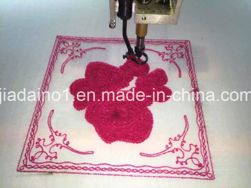 Chain Stitch/Chenille and Towel Embroidery Machine