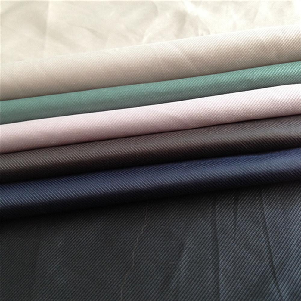 30d Waterproof Polyester Twill Pongee