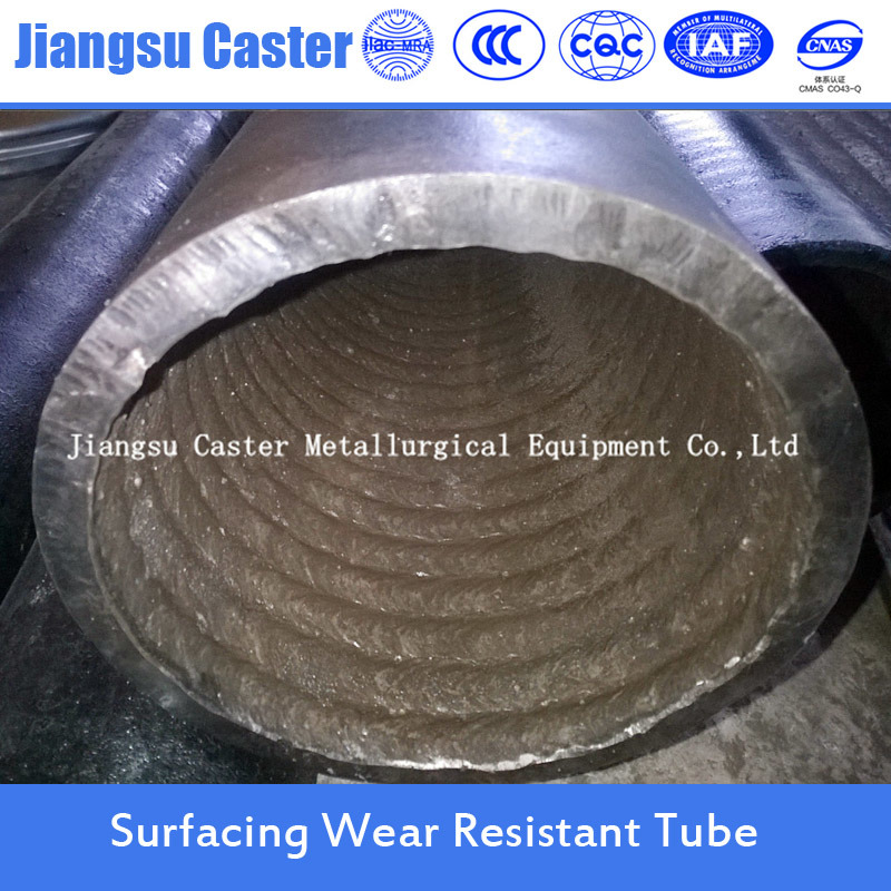 Hardfacing Pipe Resistant Steel Pipe