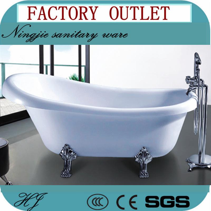 European Style Freestanding Bath Tub (604B)
