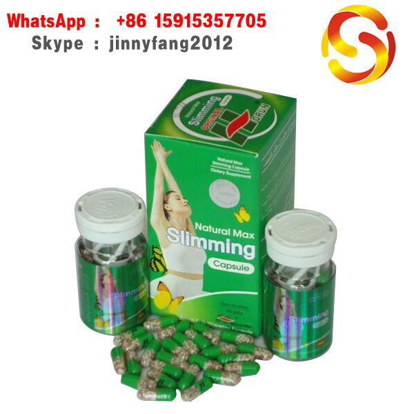 100% Pure Natural Max Weight Loss Slimming Capsule