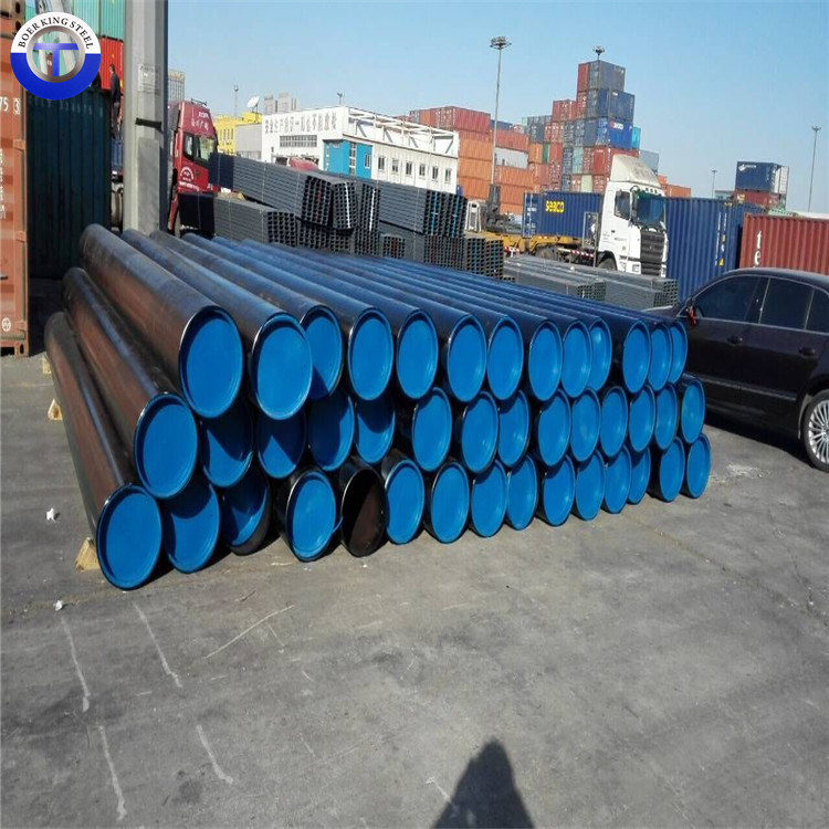 API 5L Grade X52, X56, X60, X65, X70 Line Pipe API 5L Carbon Steel Seamless Pipe pictures & photos