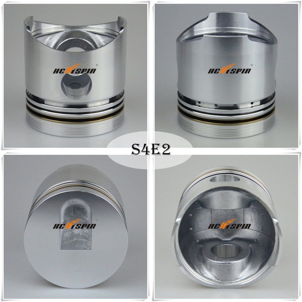 Engine Piston S4e2 for Mitsubishi Diesel Engine 34417-54110