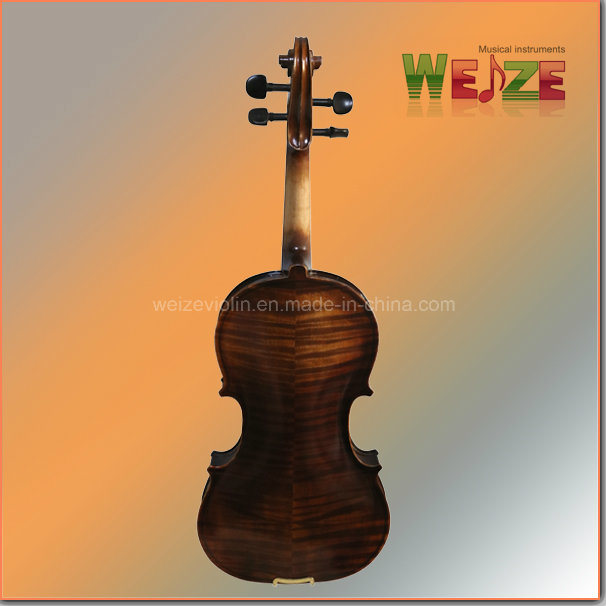 Flamed Plywood Entry Level Student Violin