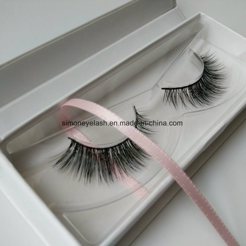 Best Selling Premium Natural Mink Eyelash with Private Label