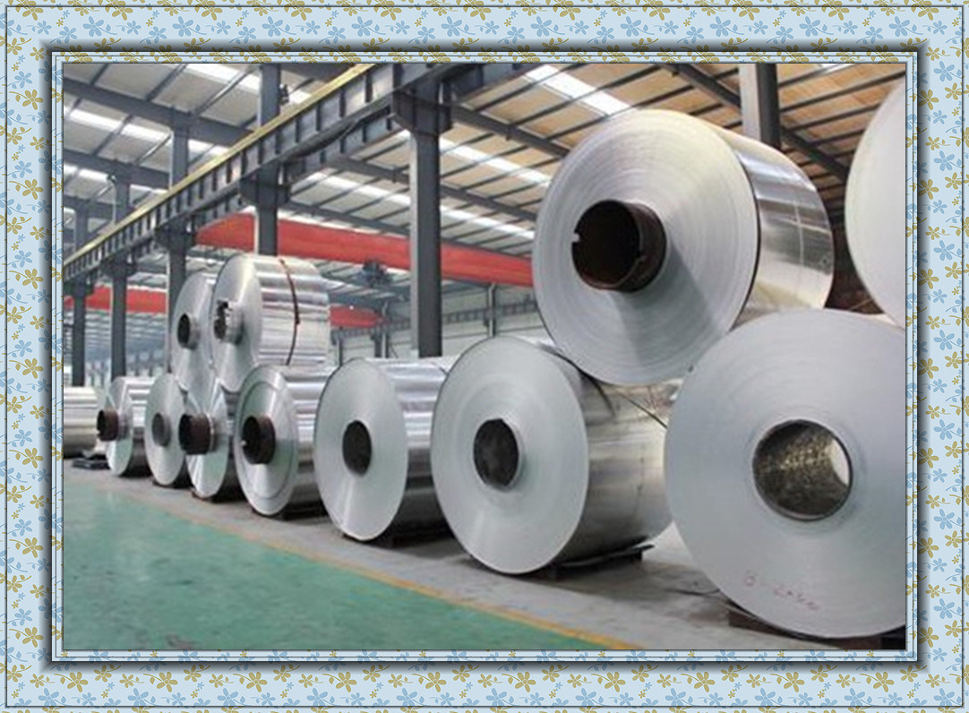 Mill Finsihed Cold/ Hot Rolling Aluminium Coil for Construction