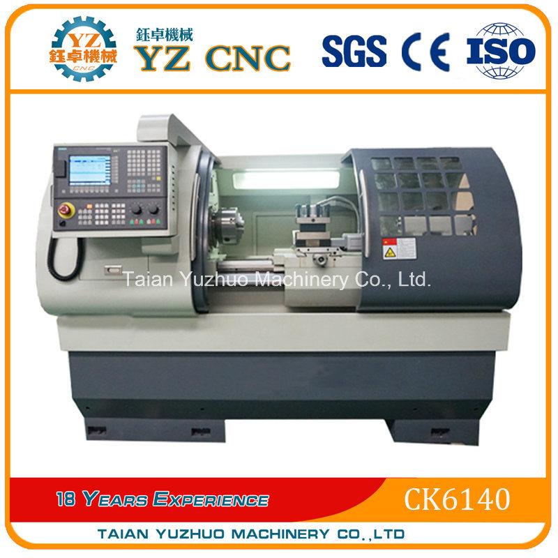CNC Turning Metal Lathe Machine