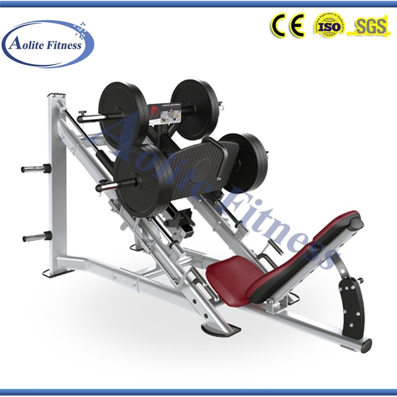 45 Leg Press Hammer Strength Fitness Equipment / Gym Exercise Equipment
