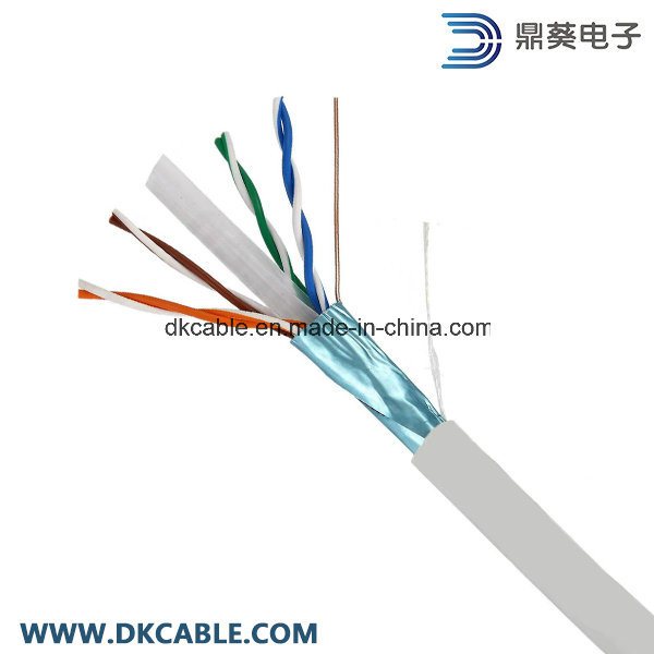 Network LAN Cable CAT6 with FTP PVC