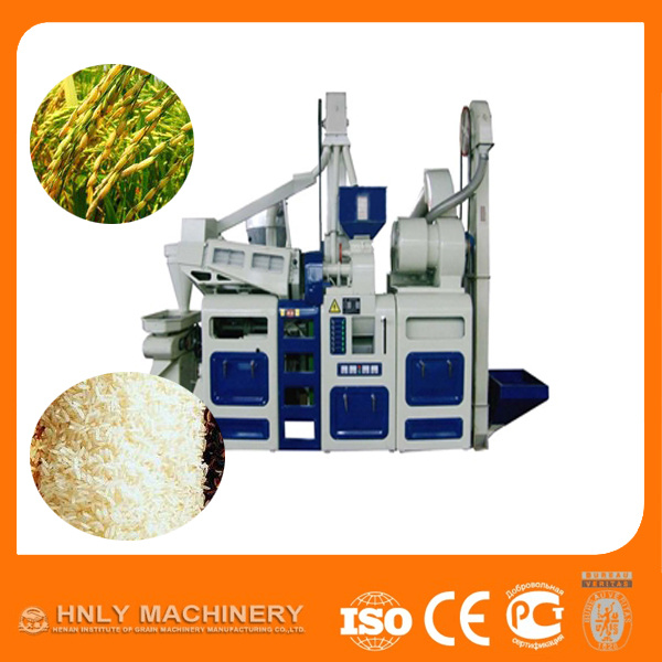 10-200t/D Rice Milling Machinery, Complete Rice Mill Plant