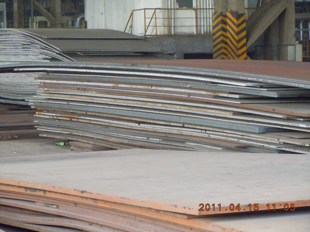 High Quality Low-Alloy High-Strength Carbon Steel (Q345A 16Mn)