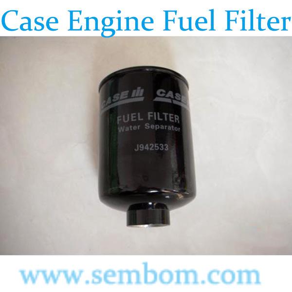 Engine Air/Oil/Feul/Hdraulic Oil Filter for Case Cx75, Cx210 Excavator/Loader/Bulldozer