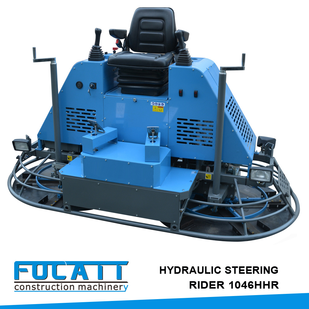 Hydraulic Ride on Power Trowel (JG1046HHR)