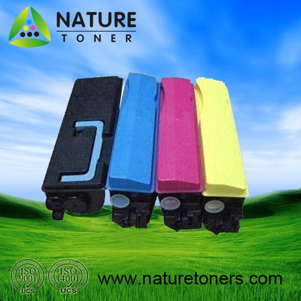 Compatible Laser Toner Cartridge Tk-560/561/562/563/564 for Kyocera Fs-C5300dn, Fs-C5350dn