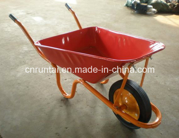 The Most Popular Wheelbarrow (Wb3800)