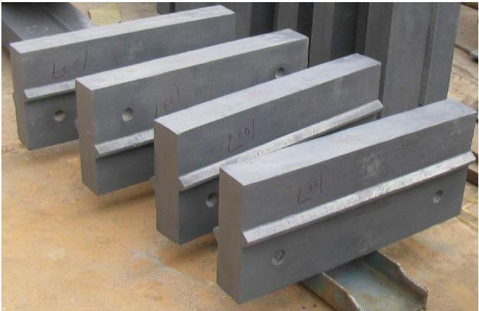 High Chrome Iron Cast Grate Bar Sand Casting Grate Bar