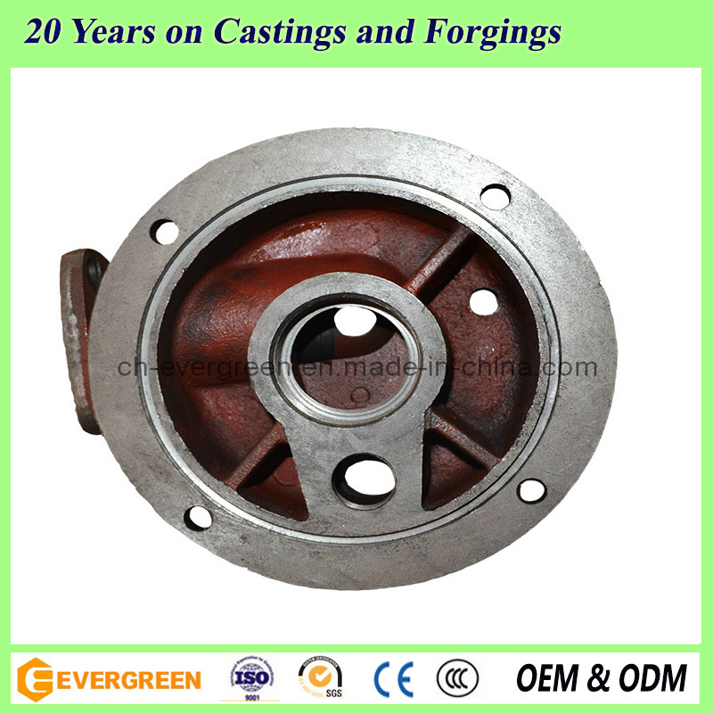 Ductile /Grey Iron for Truck Casting Parts (SC-20)