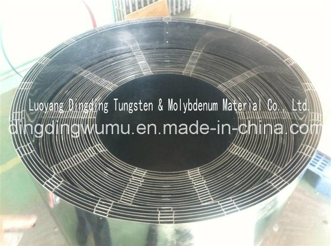 Pure Molybdenum Heat Shield for Sapphire Vacuum Furnace