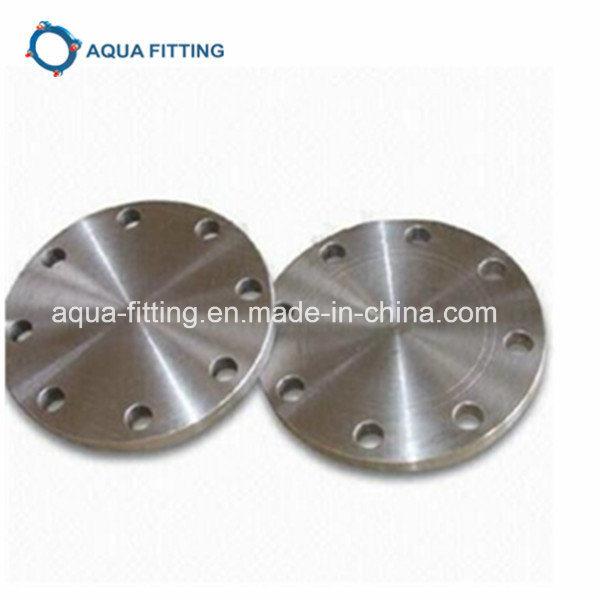 Stainless Steel Blind Flange Flat Steel DIN2527
