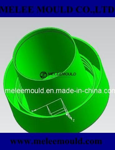 Plastic 3D Bottle Cap Mould/Mold (MELEE MOULD -182)