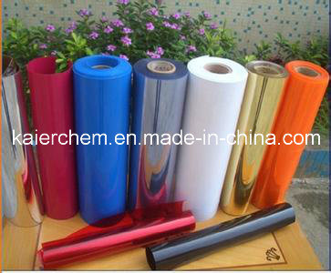 Colored PVC Film for Blister Packing 250/300micron