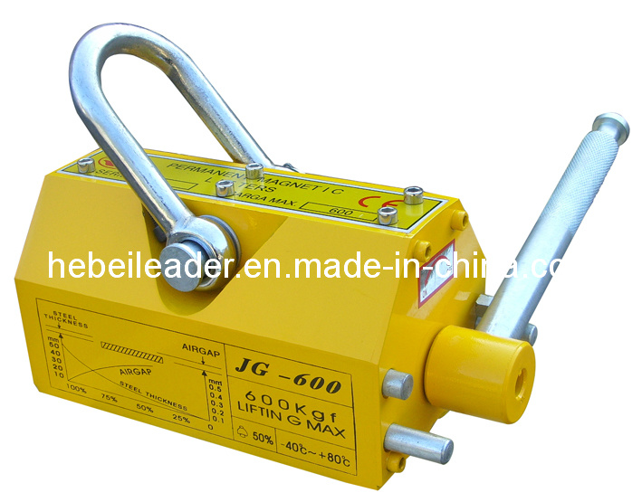 Permanent Magnetic Lifter Machine (LDJG)