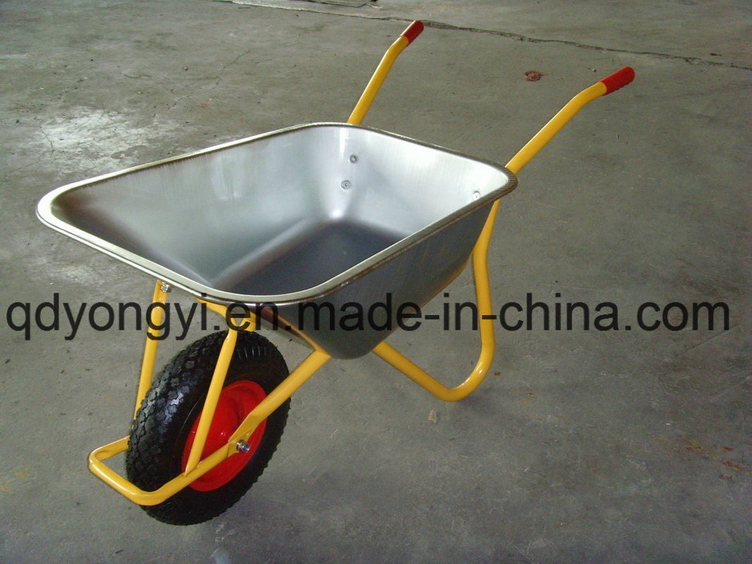 Heavy Duty Wheelbarrow for Ghana Market Wb6404h