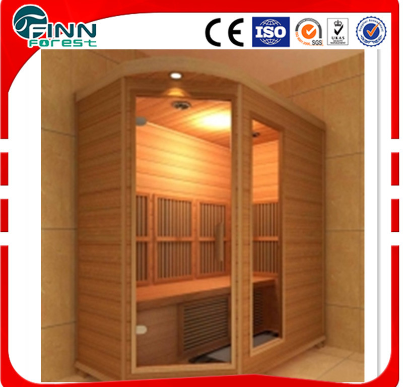4 Person Healthy Far Infrared Deluxe Sauna Room