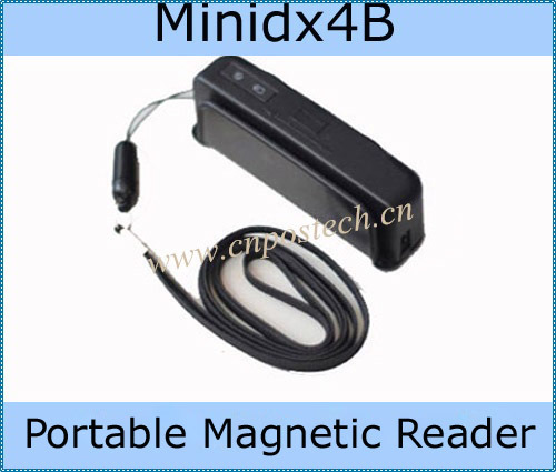 magnetic strip reader Wireless