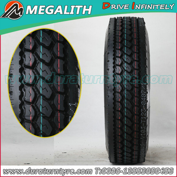 High Quality Tires, Duraturn Brand 11r 22.5 Tires for Sale