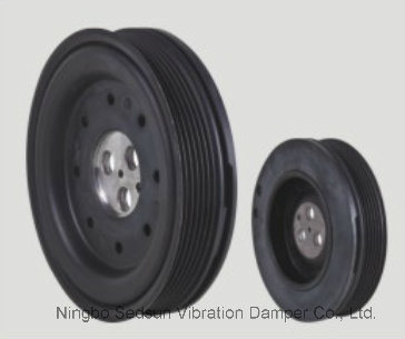 Torsional Vibration Damper / Crankshaft Pulley for Ford 1594853