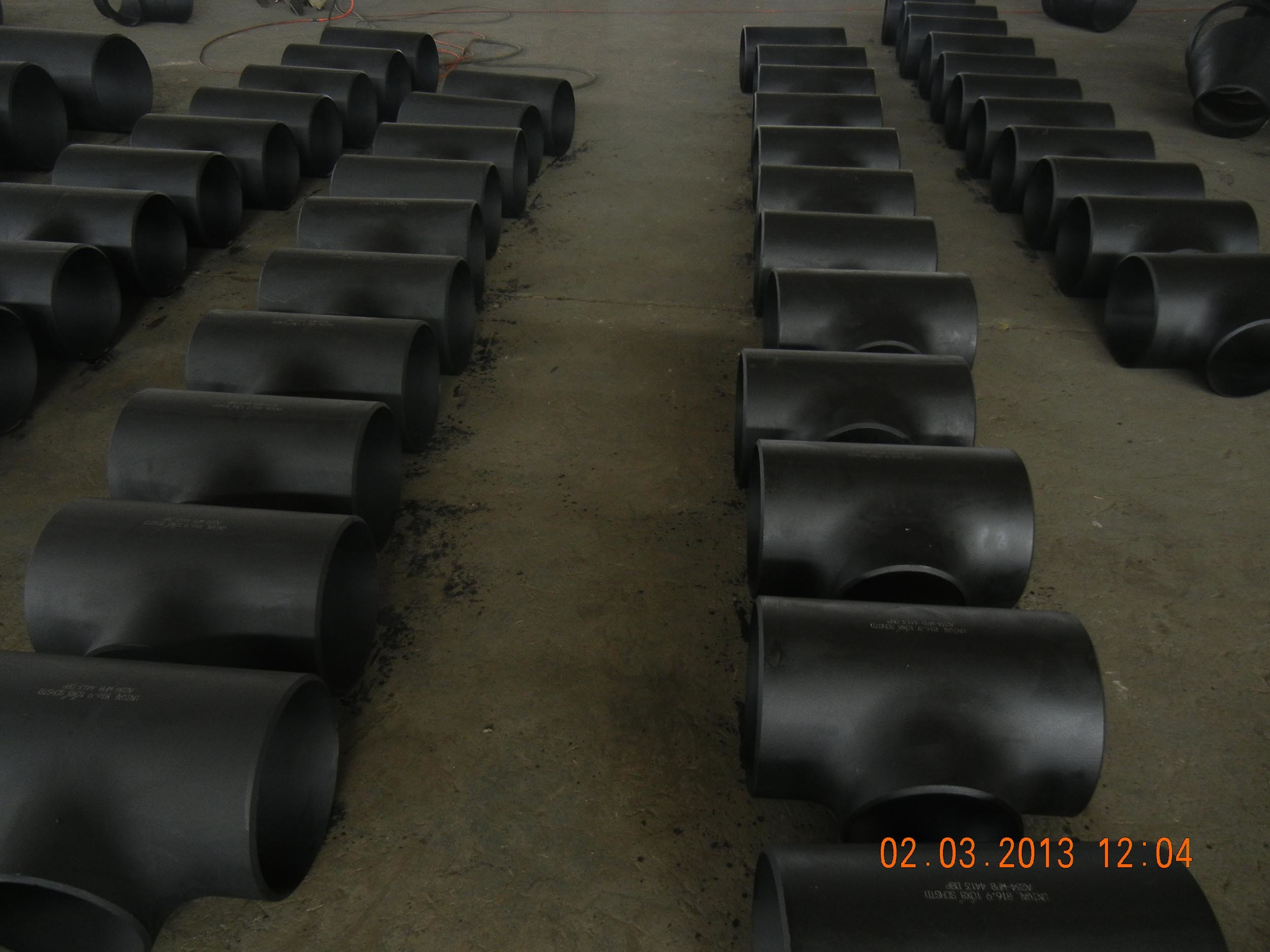 Carbon Steel & Stainless Steel Butt Welding Pipe Fitting
