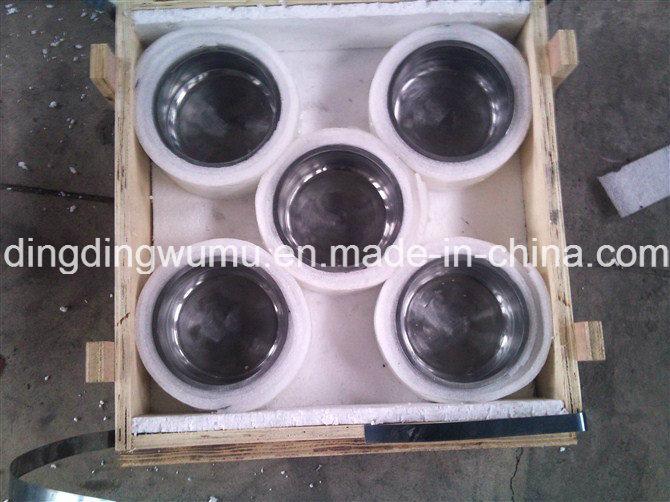 Pure Molybdenum Crucible for Vacuum Furnace Melting and Coating