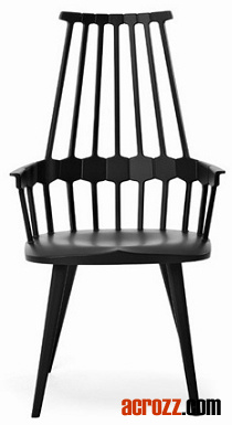 Replica Itlay Modern Loose Furniture Comeback Comback Windsor Chair