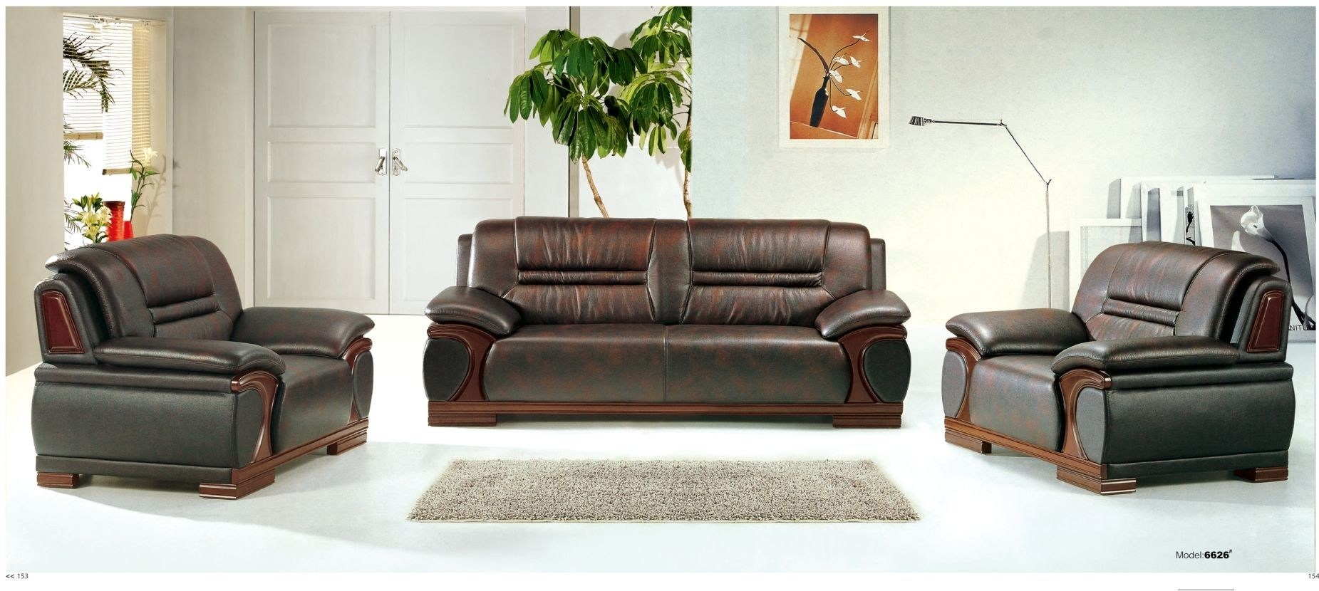 Many Color Options Leather Furniture Sofa Office