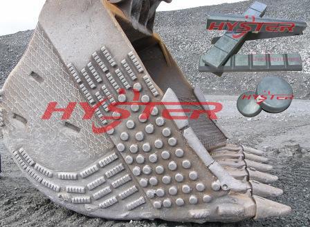ASTM Cast Iron Chocky Wear Bar for Earthmoving Equipment