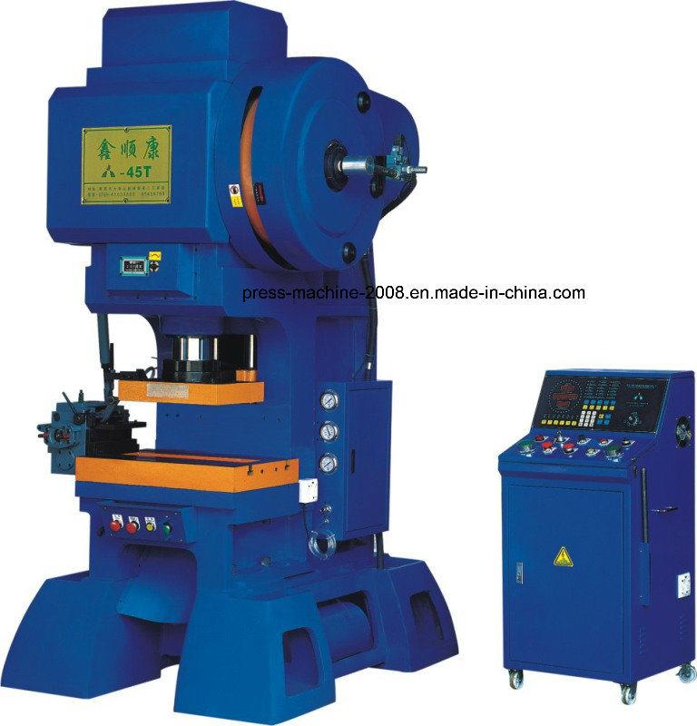 Xfx High Speed Press Machine