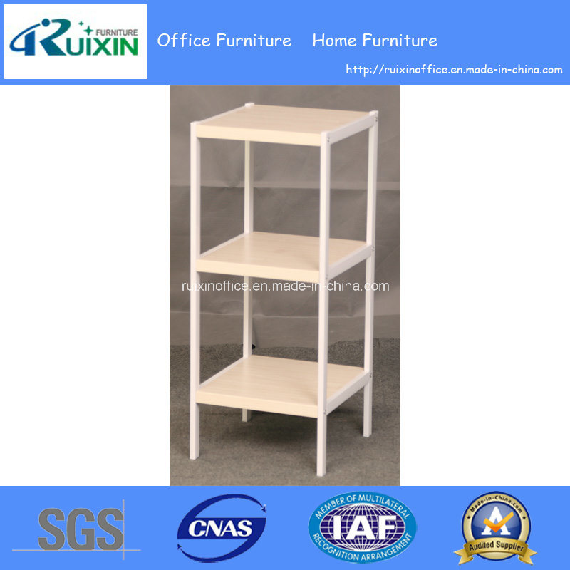 Three Layers Melamine Bookshelf (RX-S3081)