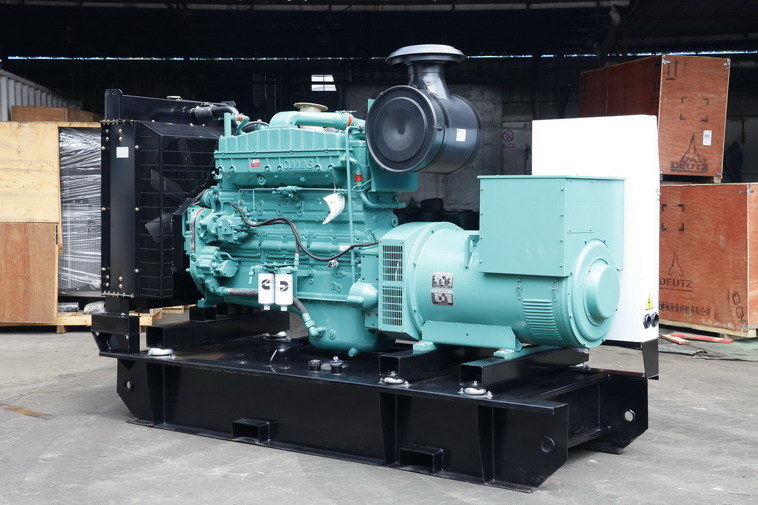 10kw--1000kw Diesel Generator with Cummins Engine Shanghai Engine Perkins Engine