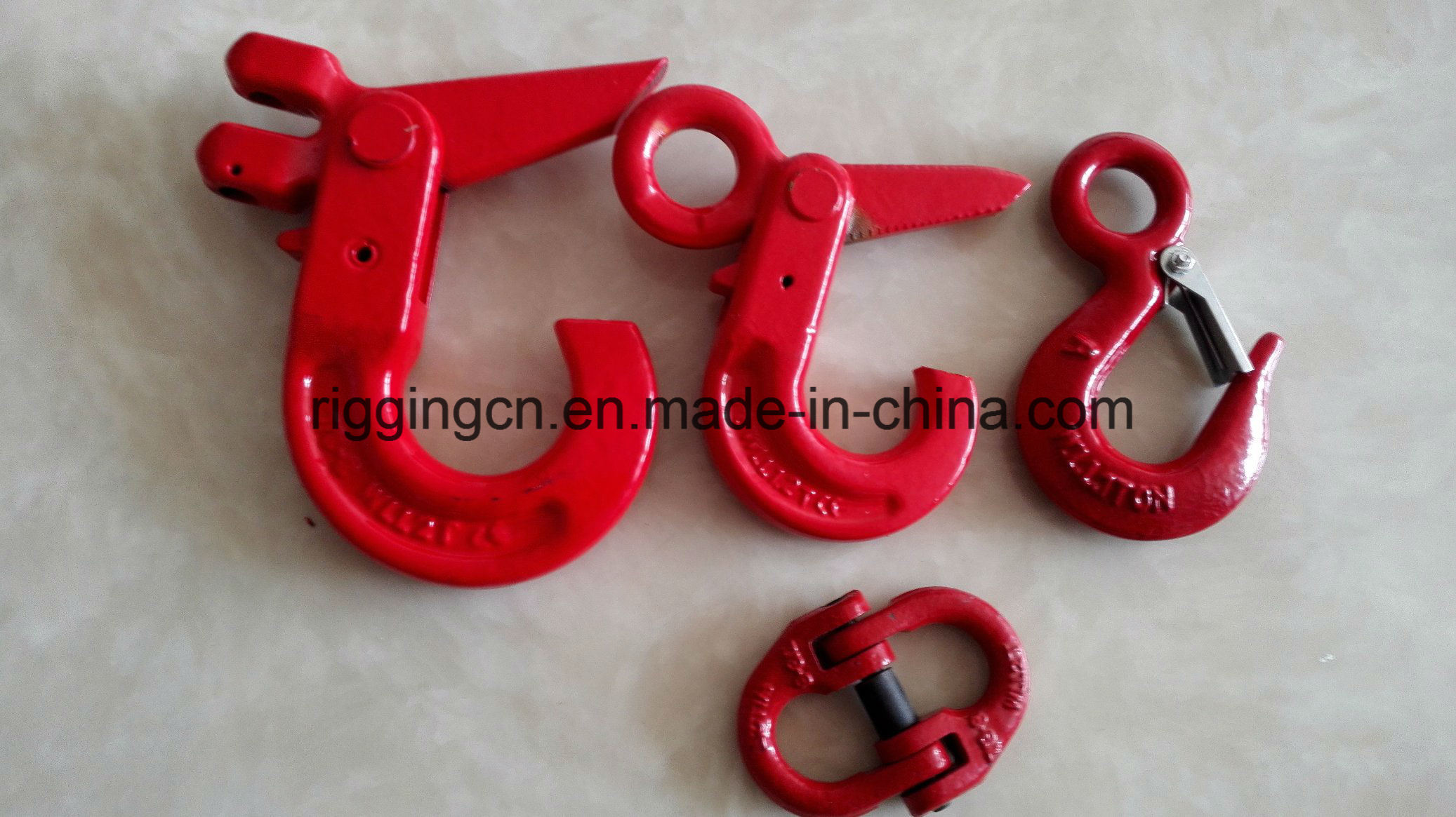 G80 safety Self Lock Eye Hook in European Standerd