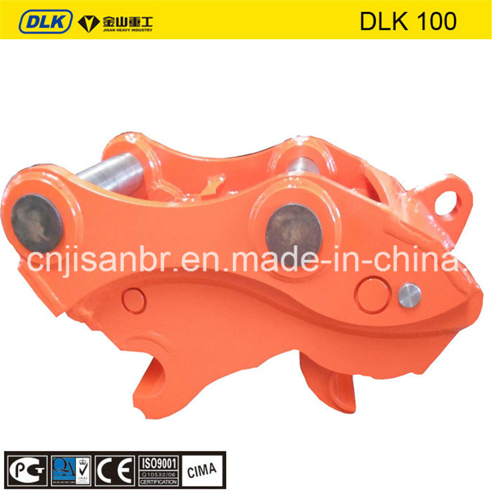 Excavator Hydraulic Quick Coupler Hitch for 20 Tons Carrier