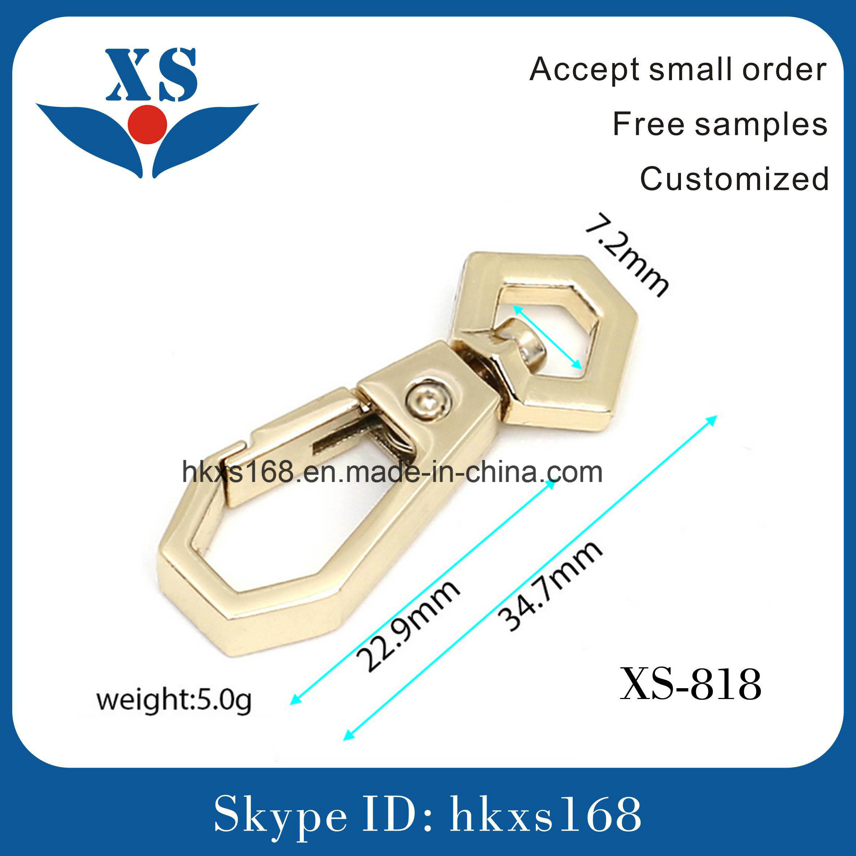 Custom Metal Snap Hook for Handbag with Good Price